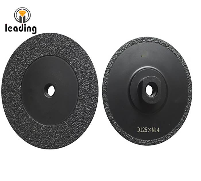 Vacuum Brazed Cut And Grind Disc