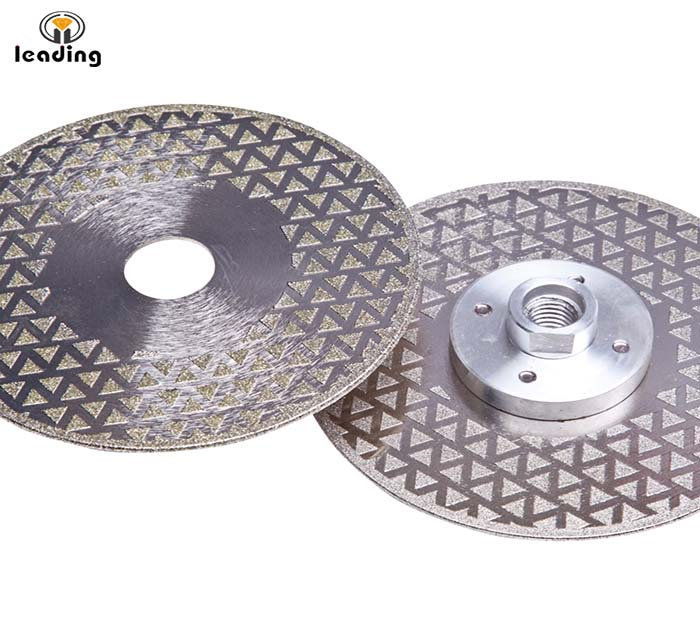 Electroplated Diamond Vanity Blade