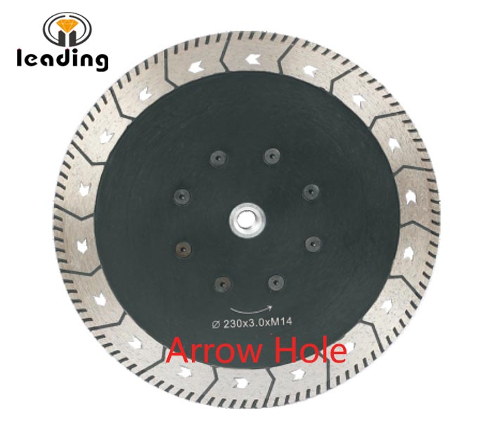 Cut & Grind Flush Cutting Blade