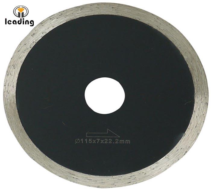 Premium Continuous Rim Diamond Tile Cutting Blade