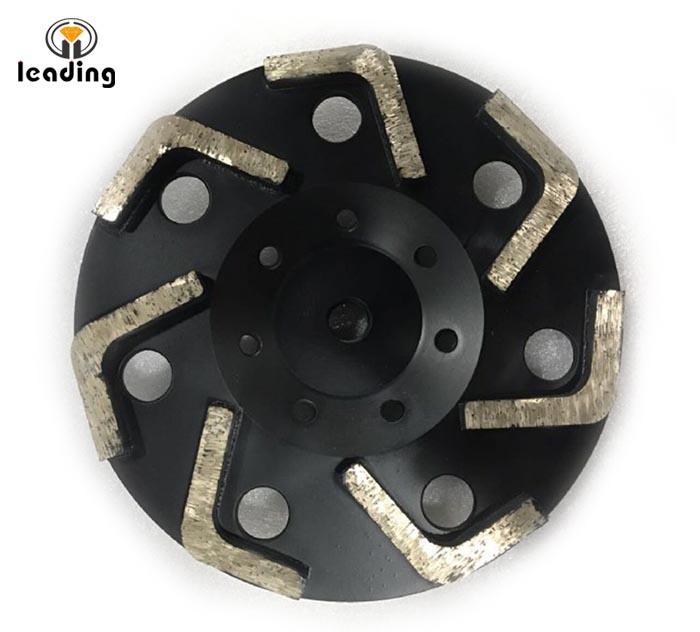 Diamond Cup Wheel L Segment