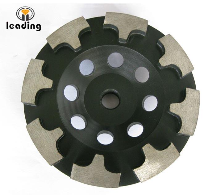Diamond Cup Wheel T Segment