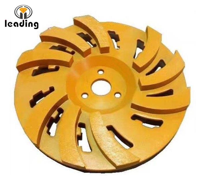 Tornado Diamond Cup Wheel