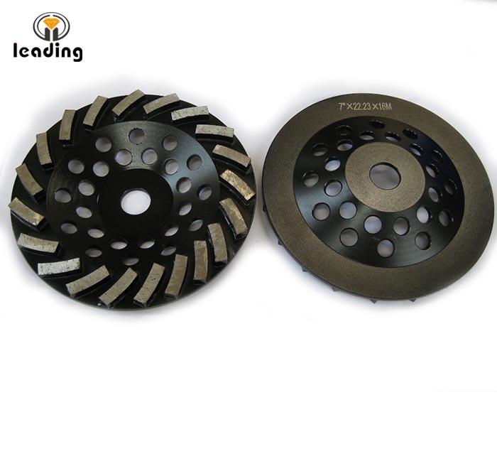 Rapid Diamond Cup Wheel