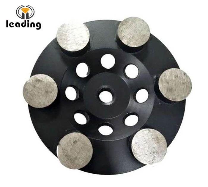 Diamond Cup Wheel For Edge Grinding Round Segment