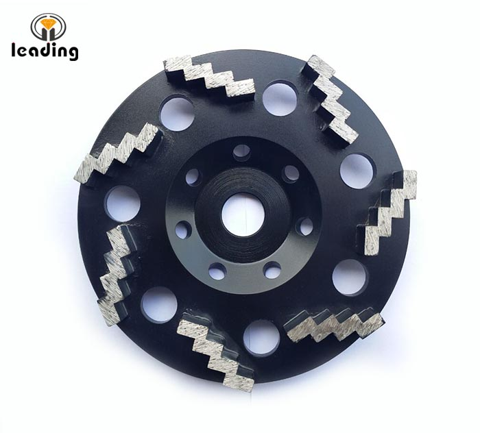 Diamond Cup Wheel For Edge Grinding ZZ Segment