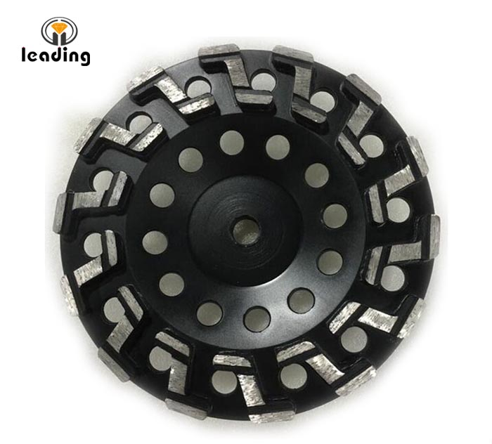Diamond Cup Wheel For Edge Grinding Z Segment