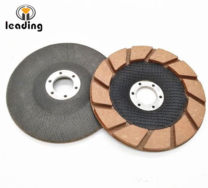 Ceramic Grinding Cup Wheel for smoothing out concrete
