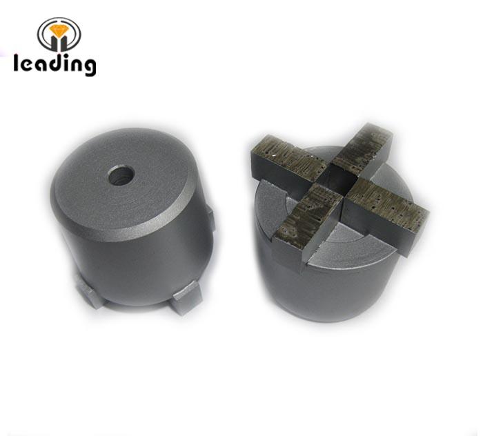 4 Segment Rapid X Diamond Grind Plug