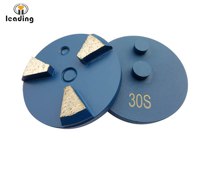 STI Surface Prep Tooling - 3 Seg Diamonds