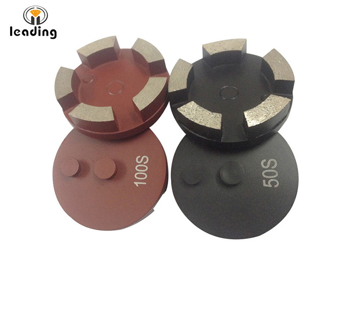 STI Surface Prep Tooling - 5-Seg Diamond Ring