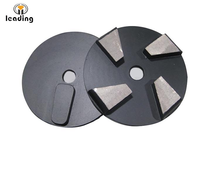 Husqvarna Tools for surface preparation - 4 Seg Diamond Segments
