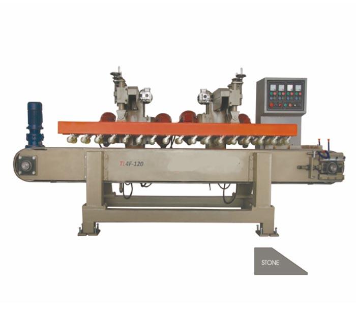 Stone Continuous Chamfering Machine TL4F-120