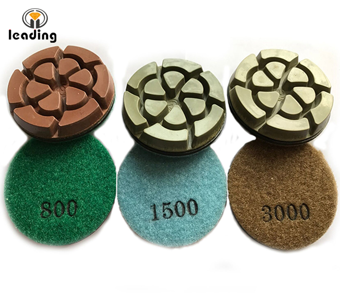 Cyclone Concrete Floor Resin Polishing Pad