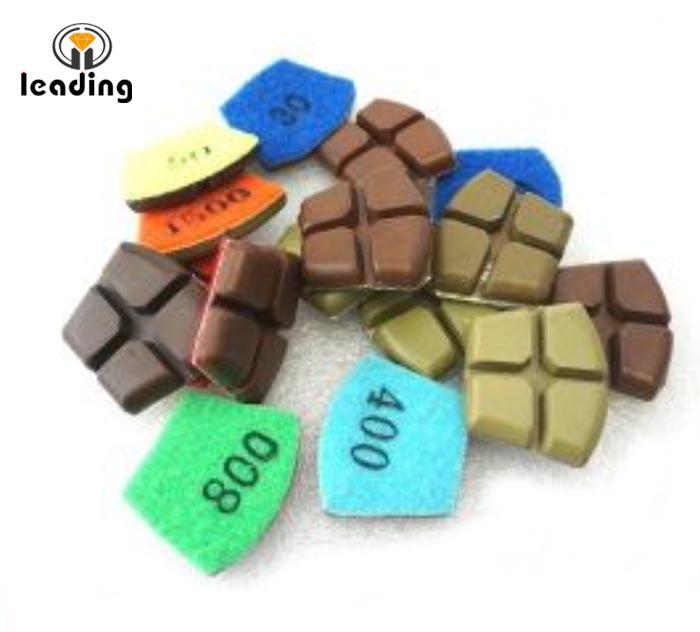 Werkmaster Resin Bond Polishing Pad For Concrete Floor