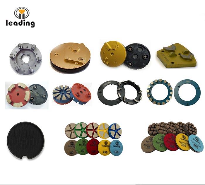 Klindex Diamod Discs, Tools, Pads