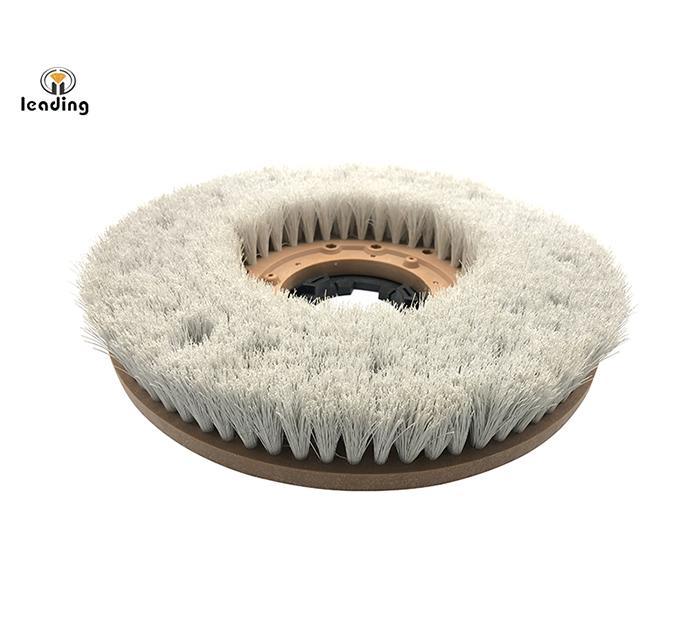 Fine Floor Polishing Brushes Grit 3000# (White)