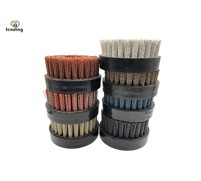 Abrasive Brush Colorful Set