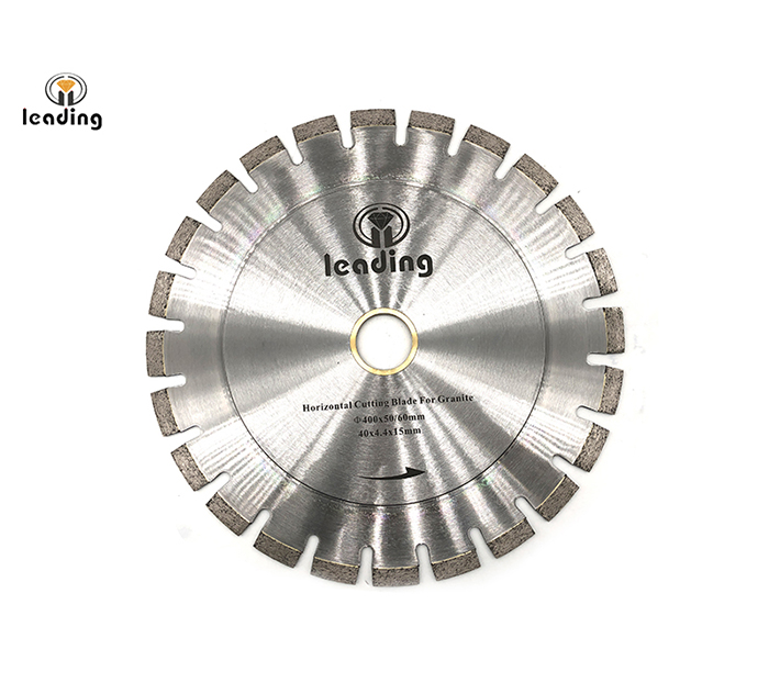 Horizontal Cutting Blade For Granite