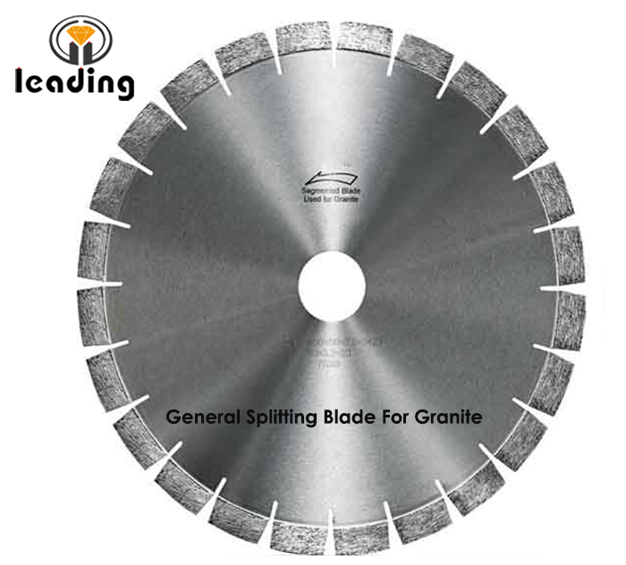 Bridge Saw Blade - General Splitting Blade And Segment For Granite