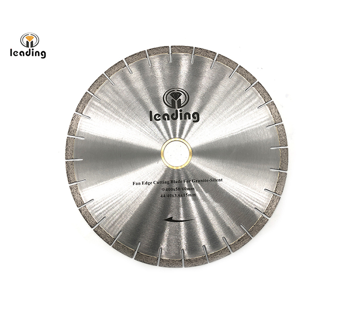 Bridge Saw Blade - FAN Edge Cutting Blade And Segment For Granite