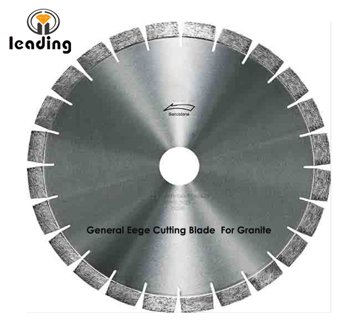 Bridge Saw Blade - General Edge Cutting Blade And Segment For Granite