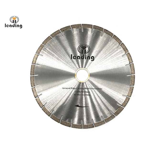 Bridge Saw Blade -  Arrayed Diamond Cutting Blade And Segment For Granite