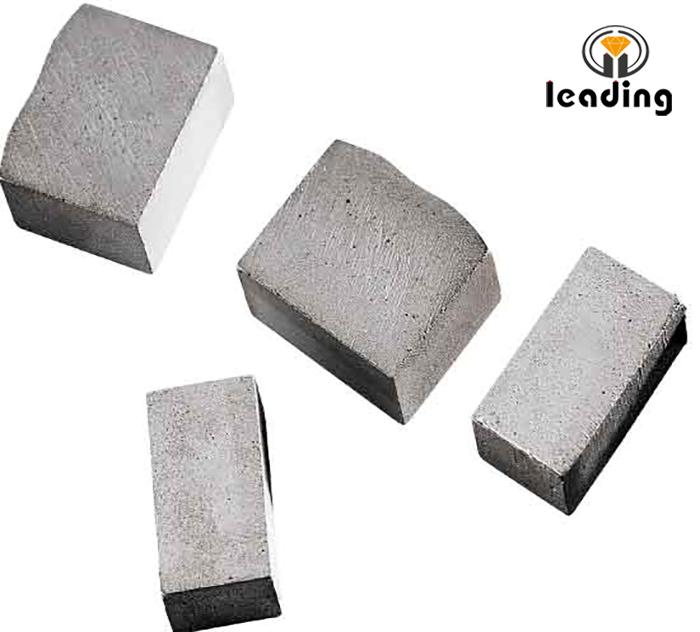 Diamond Segment For Sandstone Block Cutting Blade