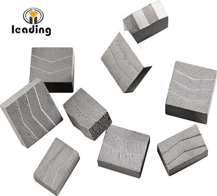 Diamond Segment For Granite Block Cutting Blade