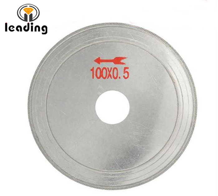 Super Thin Kerf Diamond Blade Electroplated