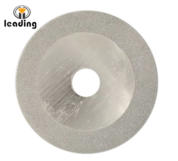 Electroplated Diamond Saw Blade Continuous Rim