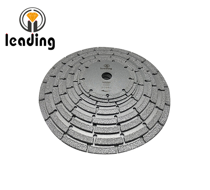 Vacuum Brazed Marble Saw Blade / Multi-Purpose Saw Blade