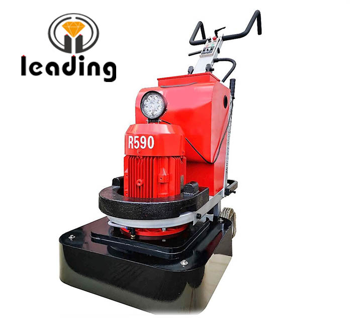 LDR590 Concrete Floor Grinder,Concrete Floor Machine Two Years Warranty For Hot Sale