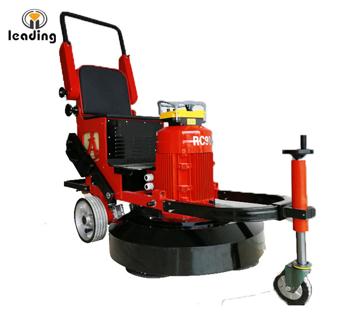 LDRC-900 Remote Control Ride On Concrete Floor Grinding Polishing Machine
