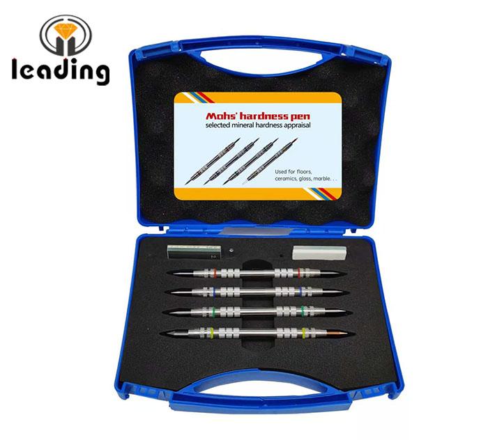 Moh's Hardness Test Kits / Moh's Hardness Test Pen