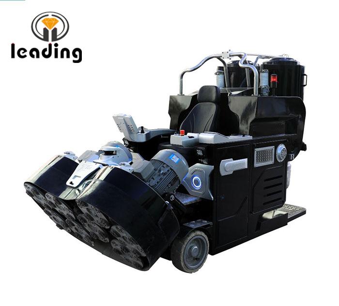 LDT-TITAN-ROBOT Floor Grinder- The First Worldwide Grinding Robot