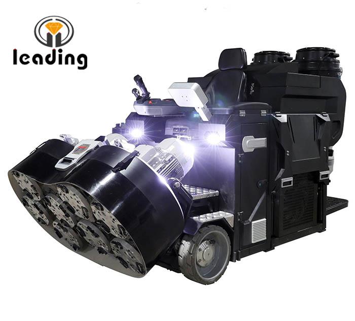 LDT-1360 Double Power System Floor Grinder