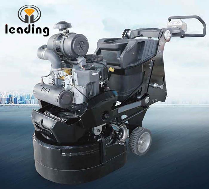 LDT-680XP Propane Floor Grinding / Polishing Machine