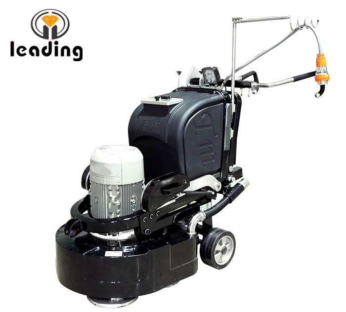 LDT-800 Planetary Floor Grinding / Polishing Machine