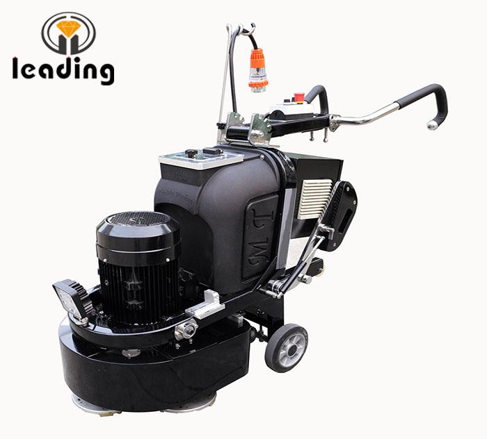 LDT-520 Gear-Driving Planetary Floor Grinding / Polishing Machine