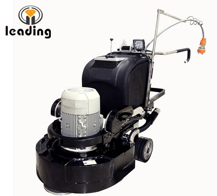 LDT-16T Gear-driving Planetary Floor Grinding / Polishing Machine