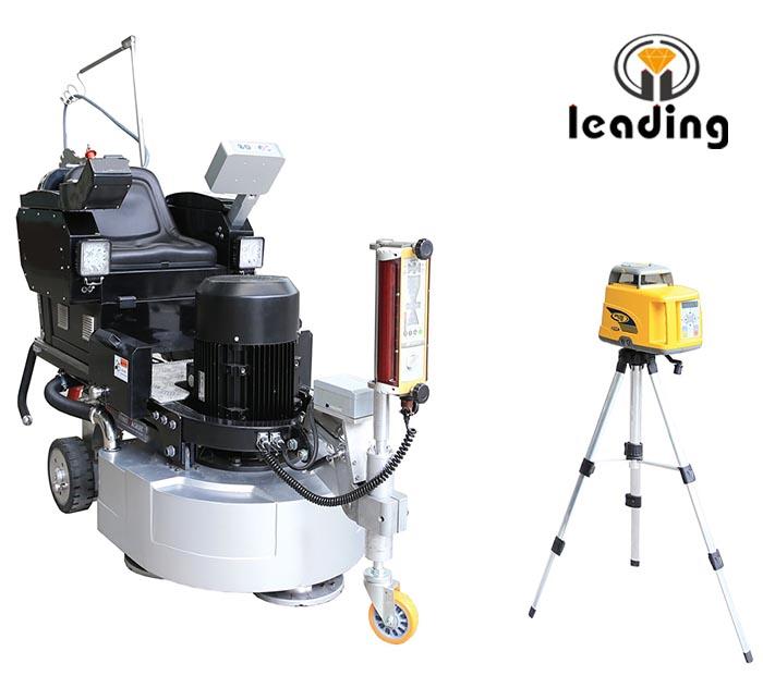 LDT-800LM Laser Floor Grinding / Milling Machine