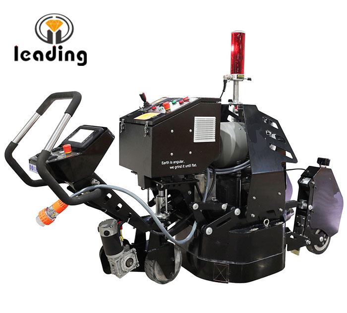 LDT-640LM Laser Floor Grinding / Milling Machine