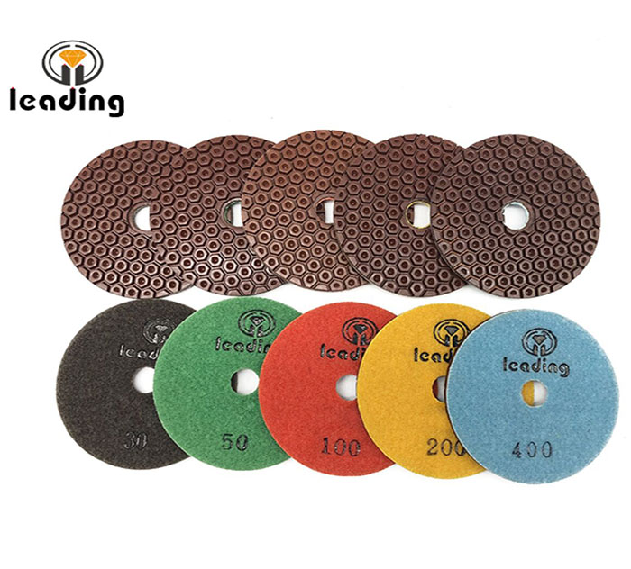 Honeycomb Copper Bond Polishing Pads - FY
