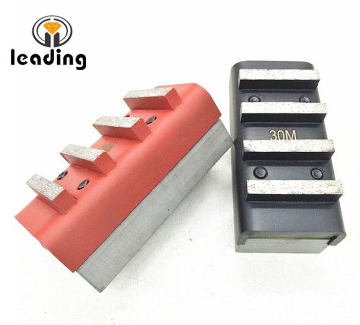 EDCO Diamond Grinding Block