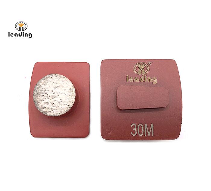 Husqvarna Redi Lock Grinding Tools for surface preparation - Single Round Segment