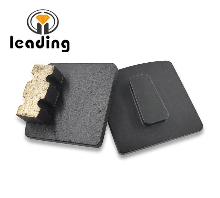 Husqvarna Redi Lock Grinding Tools For Surface Preparation- Single ELITE-GRIND